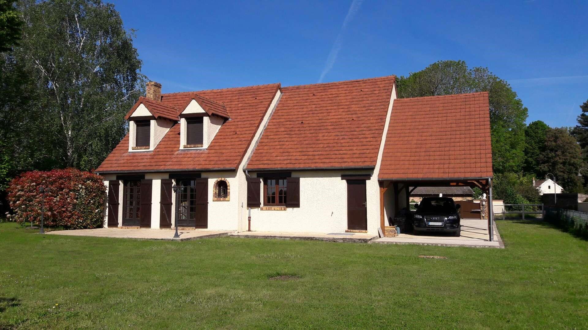 Maison au coeur de Forges-les-Bains