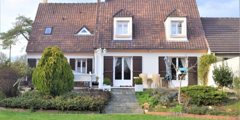 1) maison